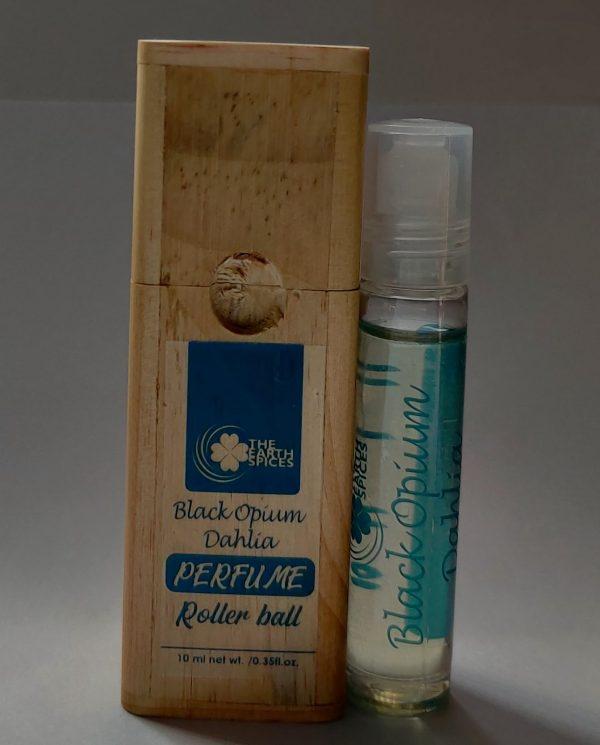 Black Opium Dahlia Perfume